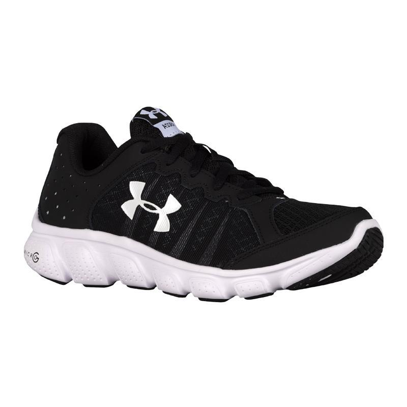 Kids Ua Micro G Assert 6 Running Shoe Gs