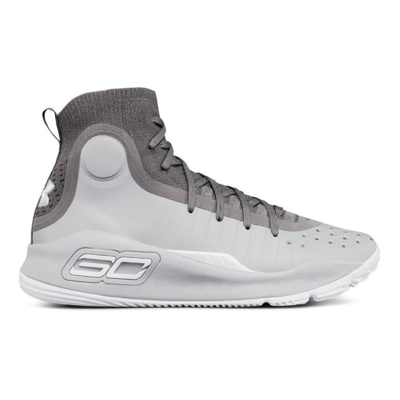 3aa03221cd78 Kids  UA Curry 4 Mid Basketball Shoes GS