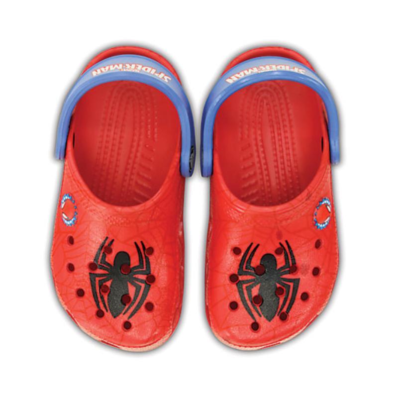 02933a8f9b92 Boys Crocs Kids Classic Spider-Man Clog crocs 200121