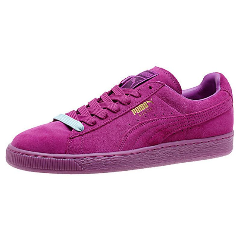 Men s Suede Classic + Mono Iced Sneaker c9f2a60ac