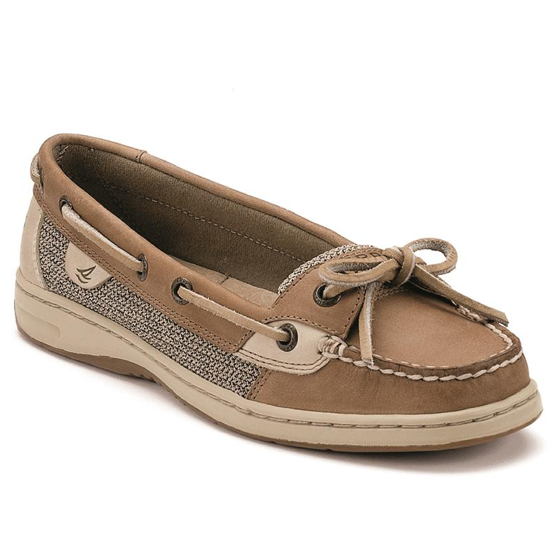 Sperry Top Sider Angelfish Slip On Boat Shoes Womens