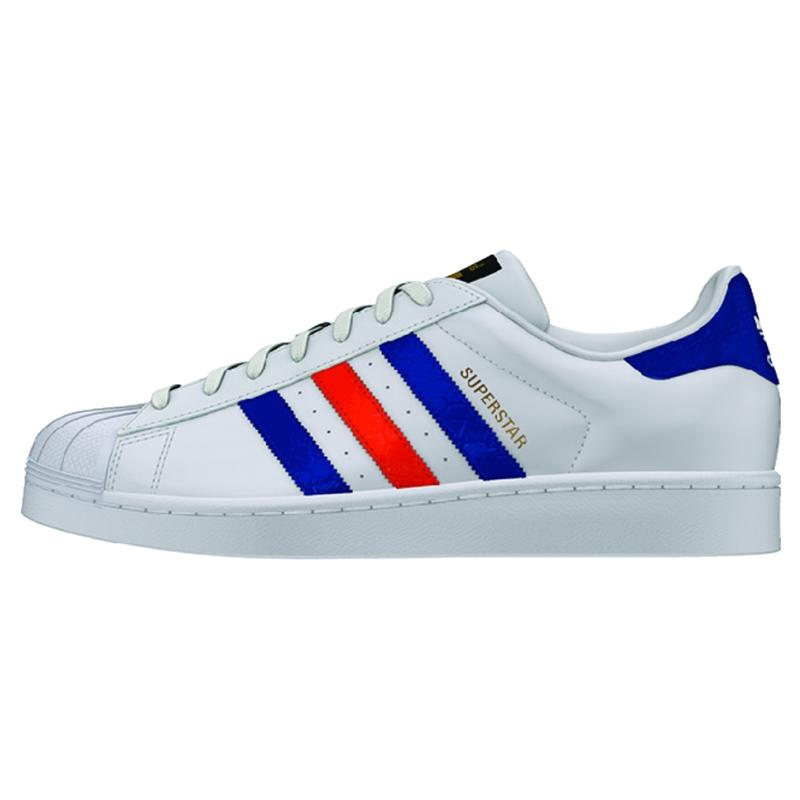 Men's Superstar East River Rivalry Shoes New York Knicks